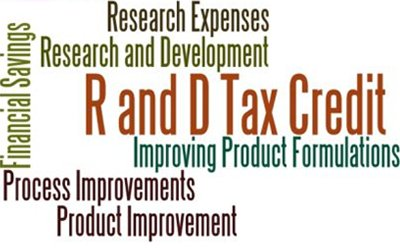 R and D Tax